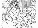 Daniel and the Lions Den Coloring Page Printable Su Tien Oh Stienoh On Pinterest