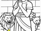 Daniel In the Lion S Den Coloring Page 194 Best Bible Daniel & Sma Images