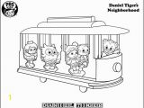 Daniel Tiger Coloring Pages Printable 18 Inspirational Daniel Tiger Coloring Pages