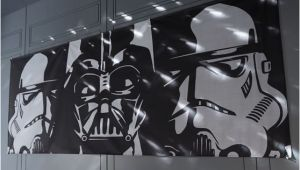 Darth Vader Wall Mural Em Star Wars Em ™ Panoramic Wall Mural In 2019