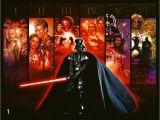 Darth Vader Wall Mural Oem Star Wars Anthology Darth Vader Episode Hd Art Large Hot