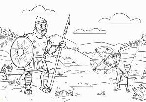 David and Goliath Coloring Page David and Goliath Coloring Page Coloring Pages Coloring Pages