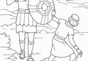 David and Goliath Coloring Page Lds 25 Best David and Goliath Images On Pinterest