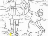 David and Goliath Coloring Pages Printable 599 Best Sunday School Images On Pinterest