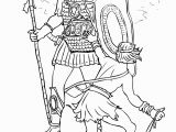 David and Goliath Printable Coloring Pages David and Goliath Fight Coloring Page