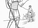 David and Goliath Printable Coloring Pages Glorious Jesus Coloring Bible Coloring