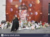 David Bowie Wall Mural David Bowie Remembrance Stock S & David Bowie Remembrance Stock