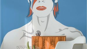 David Bowie Wall Mural David Bowie Wallpaper Mural David Bowie Pinterest