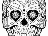 "Day Of the Dead Skeleton Coloring Pages 276 Best ¢Å"" Adult Colouring Sugar Skulls Day the Dead ¢Å"""