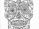 Day Of the Dead Skeleton Coloring Pages Day the Dead Skeleton Coloring Pages New Best Od Dog Coloring
