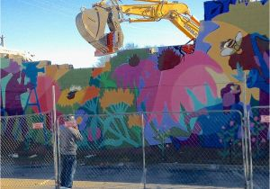 Day Of the Dead Wall Mural Blog — Dave Loewenstein