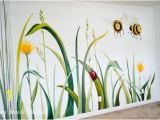 Daycare Murals Little Critter Playroom In 2018 Nursery Pinterest