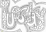 Days Of the Week Coloring Pages Days Of the Week Color Pages