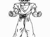 Dbz Coloring Pages Goten Dragon Ball Z Coloring Pages Dragon Ball Z Free Coloring Pages