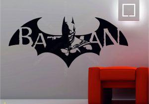 Dc Comics Wall Murals Batman Superhero Dc Ic Wall Art Stickers Decals Vinyl Justice