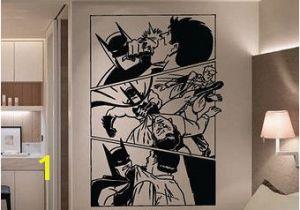 Dc Comics Wall Murals Marvel Ics Vengeurs Ic Strip Art Déco Murale Par Hallofheroes
