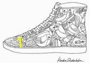 Dc Shoes Coloring Pages 377 Best ✐adult Colouring Shoes Feets Hands Zentangles✐ Images On
