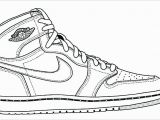 Dc Shoes Coloring Pages Jordan Coloring Pages Page Drawn Basketball Shoe Color Logo