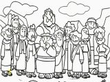 Deborah Bible Coloring Page Preschool Bible Coloring Pages Best Jesus and the Children