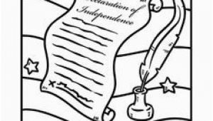 Declaration Of Independence Coloring Page 32 Best 4th Of July Images