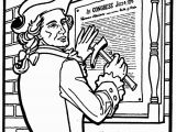 Declaration Of Independence Coloring Page Declaration Independence Coloring Page at Getcolorings