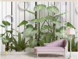 Decor Place Wall Murals Wdbh 3d Wallpaper Custom Fresh Tropical Plants Flowers and Birds Home Decor 3d Wall Murals Wallpaper for Walls 3 D Living Room Hd Wallpapers