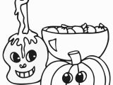 Decorate A Pumpkin Coloring Page Halloween Coloring Page