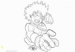 Deku My Hero Academia Coloring Pages Boku No Hero Academia Coloring Pages Izuku Deku Midoriya