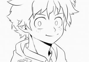 Deku My Hero Academia Coloring Pages My Hero Academia Free Coloring Pages