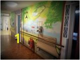 Dementia Friendly Wall Murals 34 Best Care Home Mural Ideas Images