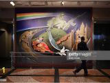Denver Airport Wall Murals Denver International Airport Stock S and