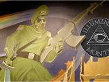 Denver Airport Wall Murals the Denver Airport Will Be A Nazi Paradise after Our Nuclear Holocaust