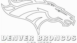Denver Broncos Coloring Pages Denver Broncos Malvorlagen – Nadachafo