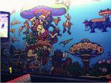 Denver Mural Artist Groovy Picture Of Mellow Mushroom Denver Tripadvisor