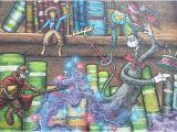 Denver Mural Artist Wall Decoration Kids Reading Room Picture Of Bookbar Denver