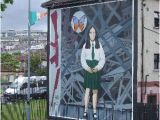 Derry Wall Murals Bloody Sunday Memorial Picture Of Derry County Londonderry
