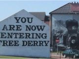 Derry Wall Murals Free Derry Corner Picture Of Museum Of Free Derry Derry Tripadvisor