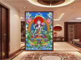 Design Your Own Mural 3d Room Wallpaper Custom Non Woven Mural original Innovation