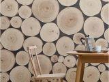 Designer Wall Murals Uk Chopped Beech Log Wall Mural Muralswallpaper