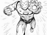 Detailed Iron Man Coloring Pages Free Printable Iron Man Coloring Pages for Kids