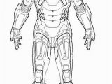 Detailed Iron Man Coloring Pages the Robot Iron Man Coloring Pages