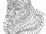 Detailed Wolf Coloring Pages for Adults Color Pages 47 astonishing Wolf Animal Coloring Pages