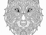 Detailed Wolf Coloring Pages for Adults Color Pages astonishing Wolf Animaloring Pages Nceykxblior