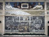 Detroit Industry Mural north Wall Dynamic Drawing Archive the Detroit Industry Fresco Cycle by
