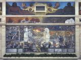 Detroit Industry Mural Print Diego Rivera Detroit Industry Fresco Cycle north Wall 1932 33