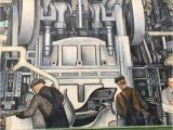 "Detroit Industry Mural Print Steve Wernikoff On Twitter ""detroit Industry Murals by Diego Rivera"