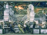 Detroit Industry Murals north Wall 10 Most Famous Works by Diego Rivera