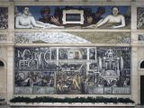 Detroit Industry Murals north Wall Detroit Industry Diego Rivera 1932 3