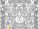 Dia De Los Muertos Couple Coloring Pages 239 Best Mandalas Sugar Skulls Day Of the Dead Images On Pinterest