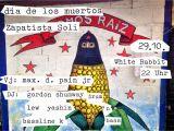 Dia Wall Murals Dia De Los Muertos – Zapatista soli